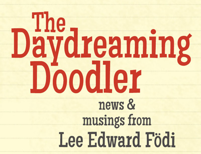 Sign up for my newsletter: The Daydreaming Doodler