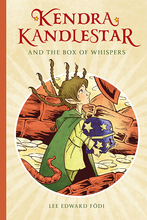 Kendra Kandlestar and the Box of Whispers by Lee Edward Fodi