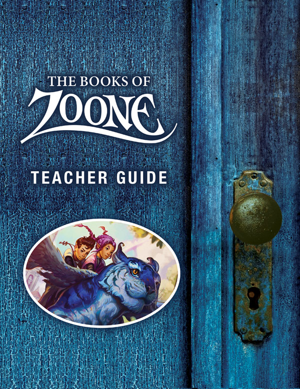 The Books of Zoone: Teacher Guide